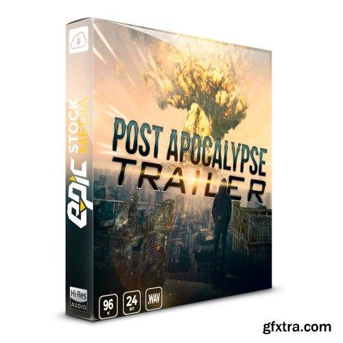 Epic Stock Media Post Apocalyptic Trailer WAV