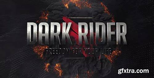 Videohive - Dark Rider Trailer - 18629342