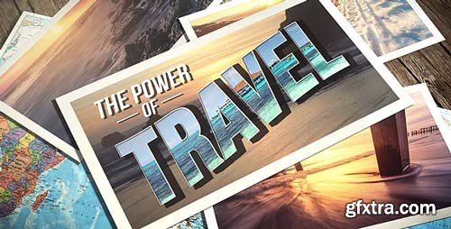 Videohive - Photo Gallery Travel - 8737025