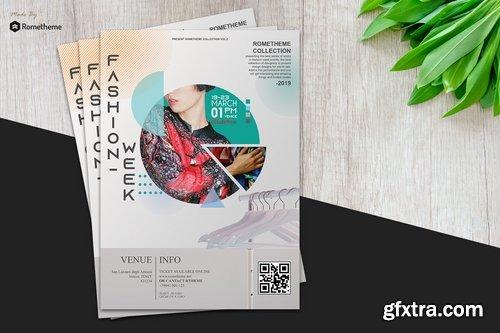 Fashion Modern Flyer vol. 02