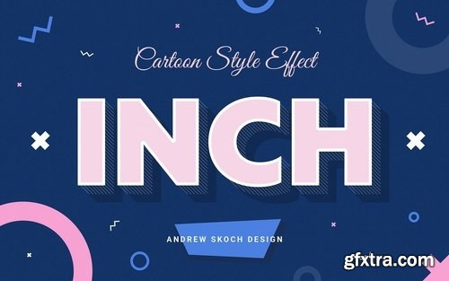 GraphicRiver - Cartoon Style Text Effects 21365269