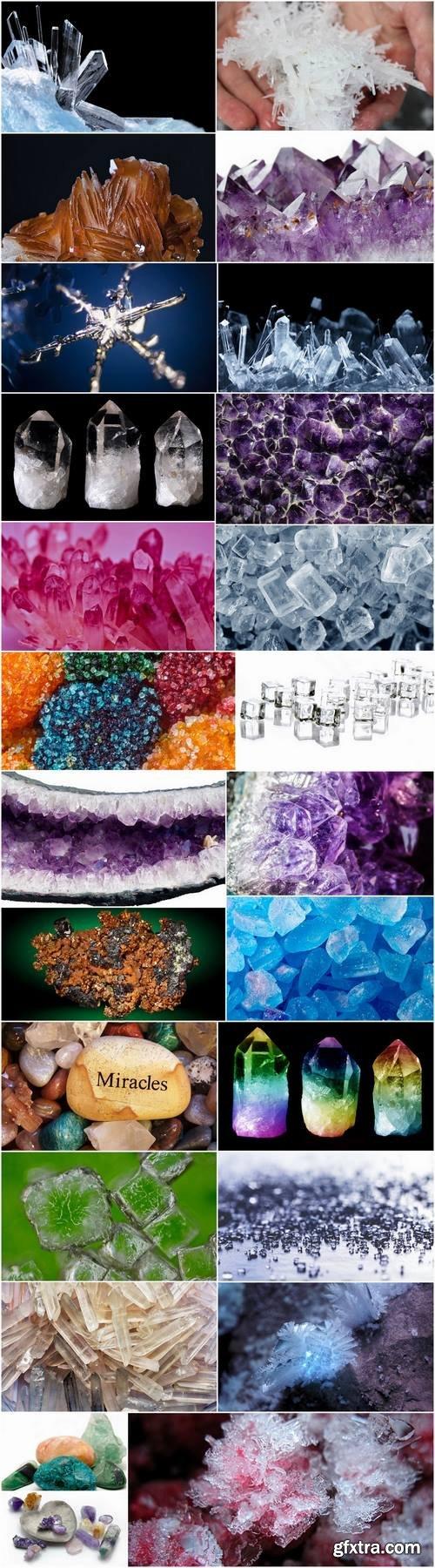 Crystal gem mineral 25 HQ Jpeg