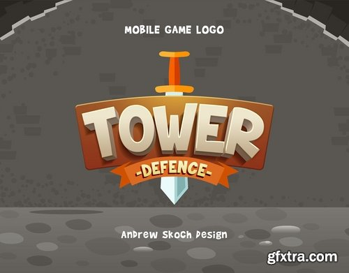 GraphicRiver - Mobile Game Text Effects vol 1 23376785