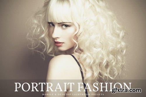 CM - Portrait Fashion Mobile & Desktop Lightroom Preset 3604968