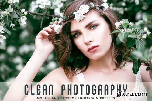 CM - Clean Photography Lightroom Presets 3605097