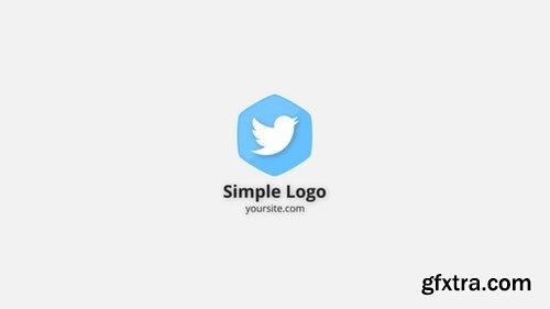 MotionArray Short Simple Logo Reveal V.1 198880