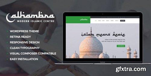 ThemeForest - Alhambra v1.1.2 - Islamic Centre WordPress Theme + RTL (Update: 20 March 19) - 20612257