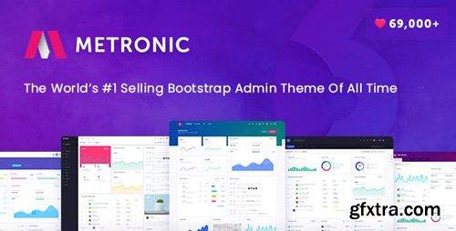 ThemeForest - Metronic v6.0 - Responsive Admin Dashboard Template - 4021469
