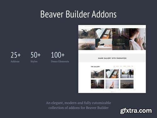 Addons for Beaver Builder Pro v2.6.1 - LivemeshThemes