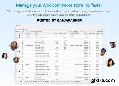 WooCommerce Smart Manager Pro v4.1.4 - StoreApps