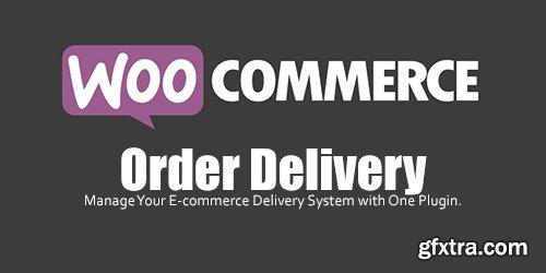 WooCommerce - Order Delivery v1.5.4