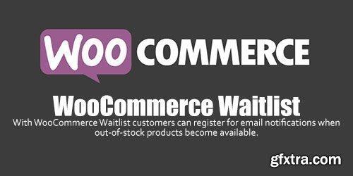 WooCommerce - Waitlist v2.0.12