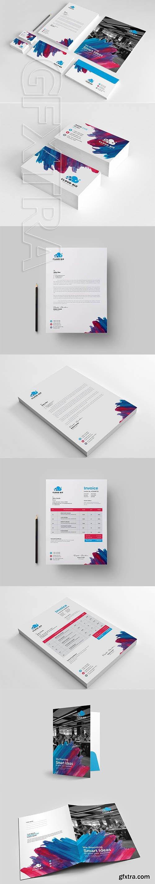 CreativeMarket - Stationery 3486328
