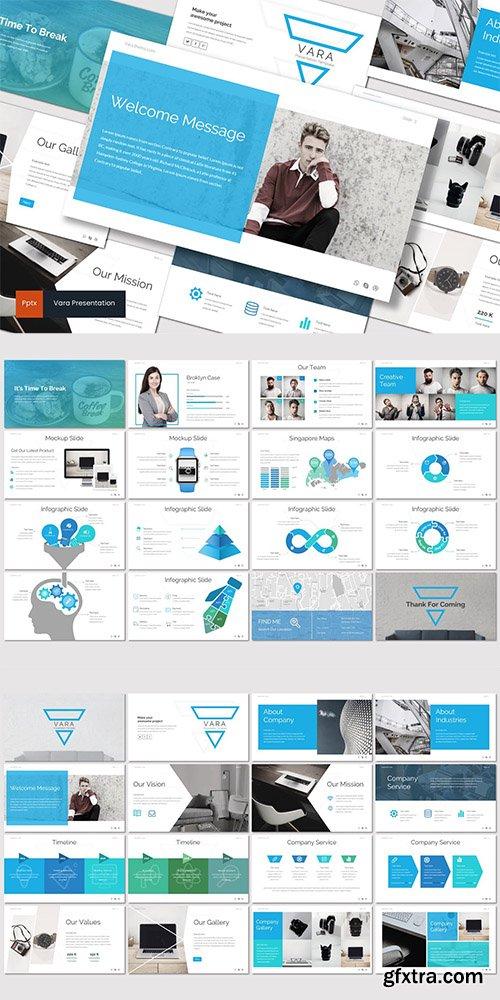 Vara - Powerpoint, Keynote and Google Slides Templates