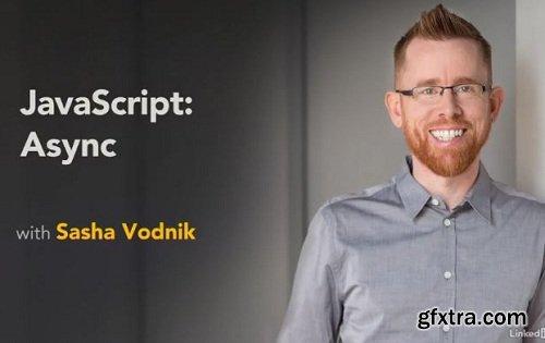 Lynda - JavaScript: Async