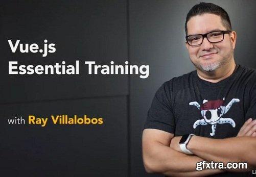 Lynda - Vue.js Essential Training