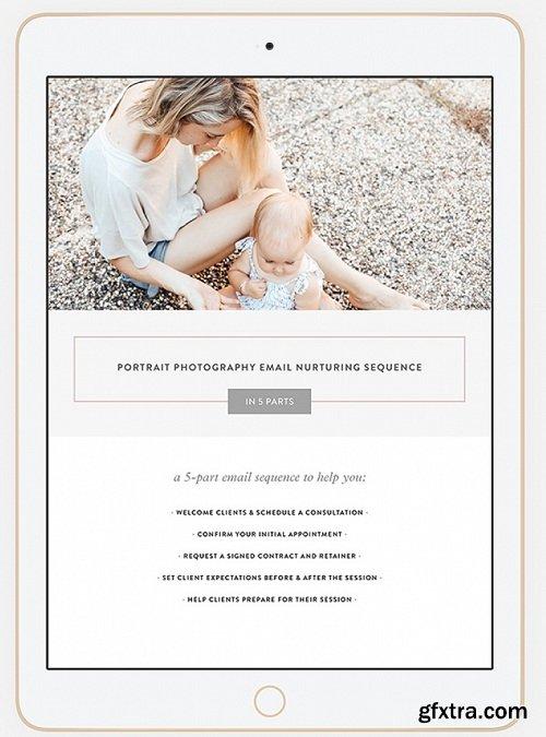 Portrait Photography Email Nurturing Sequence
