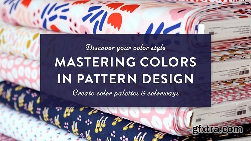 Mastering Colors in Pattern Design: Discover Your Color Style
