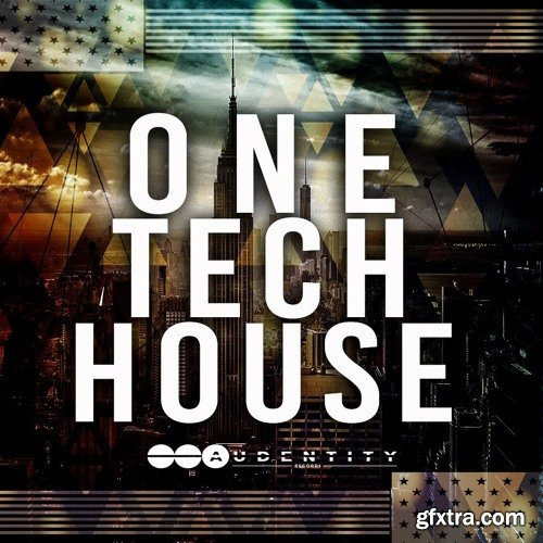 Audentity Records One Tech House WAV VSTi PRESETS-DISCOVER