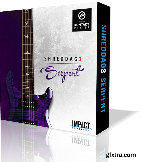 Impact Soundworks Shreddage 3 Serpent KONTAKT-AwZ