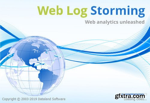 Dataland Web Log Storming 3.3 Build 691