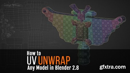 How to UV Unwrap Anything in Blender