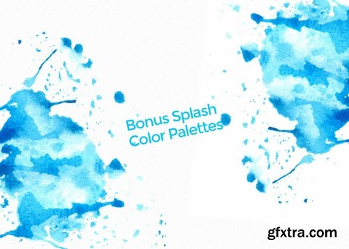 15 Watercolor Butterfly Pea Flower Illustration