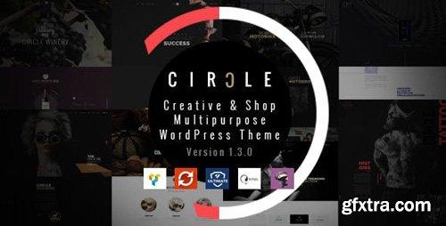 ThemeForest - CIRCLE v1.3.7 - Creative & Shop Multipurpose WordPress Theme - 18040907