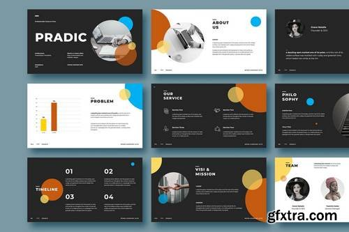 PRADIC - Presentation Template
