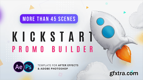 Videohive Kickstart Promo Builder 21459101