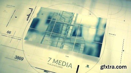 Videohive Tech Style Promo 21447180