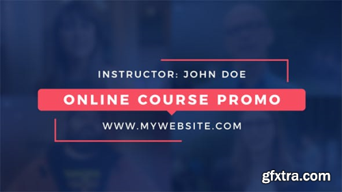 Videohive Online Course Promo Pack 19880180