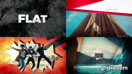 Videohive CrispyLayers 1.0 Graphics Pack - 1200+ Video Presets And Assets 23180240