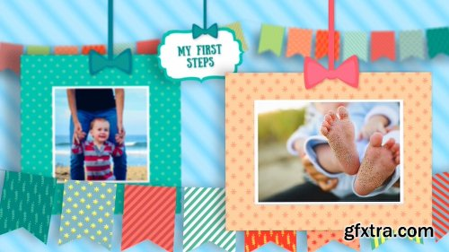 Videohive Kids Slideshow 19760318