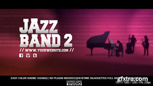 Videohive Jazz Band 2 5365891