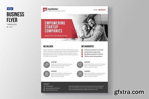 Modern Simple Business Flyer