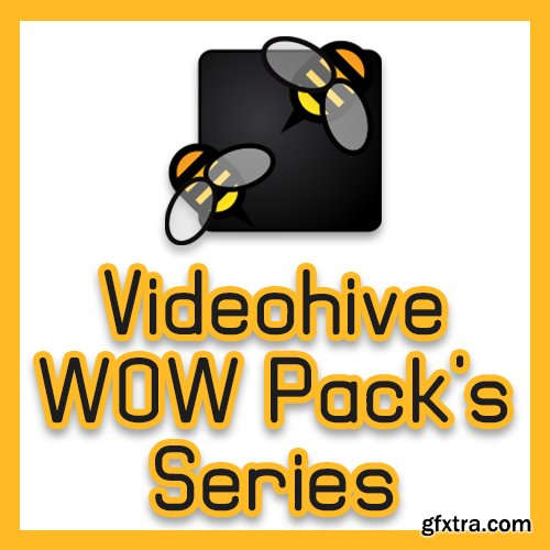 Videohive Wow Pack Series