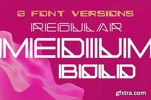 CM - Cellica - Display Font 3612970