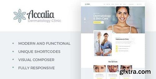 ThemeForest - Accalia v1.2.1 - Dermatology Clinic WordPress Theme - 21235298
