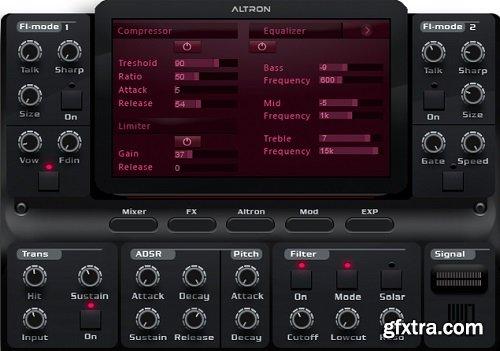 Beyron Audio Altron KONTAKT Update ONLY
