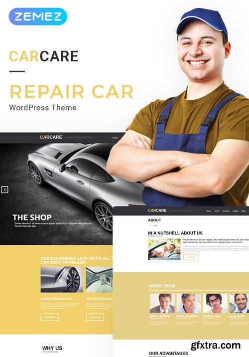 Car Repair v1.1.0 - Responsive WordPress Theme - TM 53266