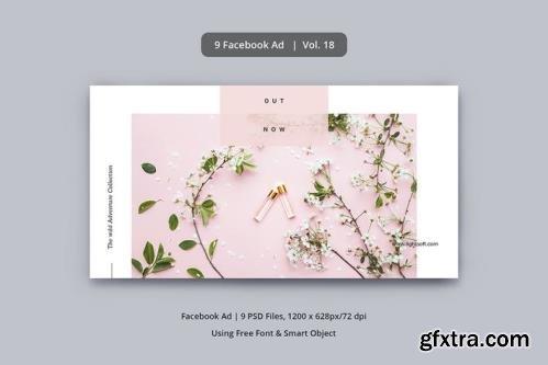 Facebook Ad Vol. 18