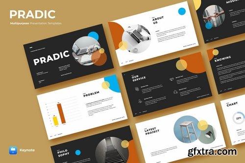 PRADIC - Keynote Template