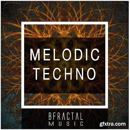 BFractal Music Melodic Techno WAV-SYNTHiC4TE