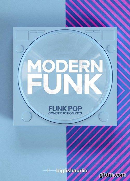 Big Fish Audio Modern Funk: Funk-Pop Construction Kits MULTiFORMAT-AwZ