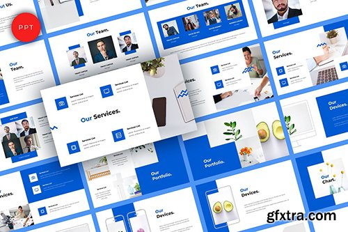 Lince Creative Powerpoint, Keynote and Google Slides Templates