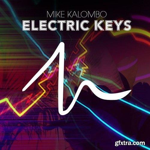 Mike Kalombo Electric Keys WAV