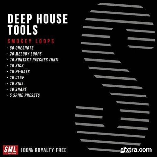 Smokey Loops Deep House Tools WAV KONTAKT