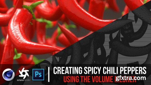Creating Spicy Chili Peppers Using the Volume Mesher