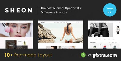ThemeForest - Sheon v1.0 - Multipurpose OpenCart 3 Theme - 22870330